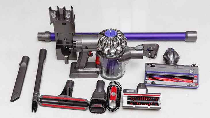 dyson dc62 lieferumfang