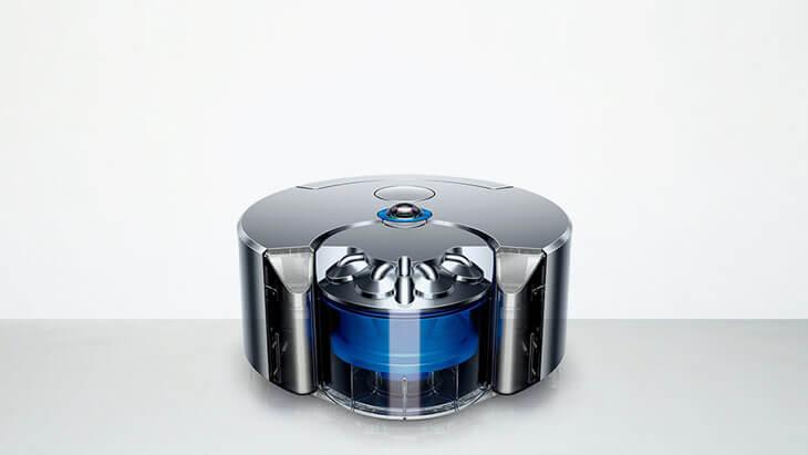 bester dyson saugroboter 360 eye