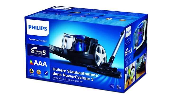 Philips PowerPro Compact verpackung
