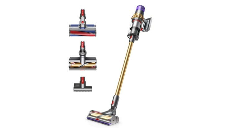 dyson v11 absolute test