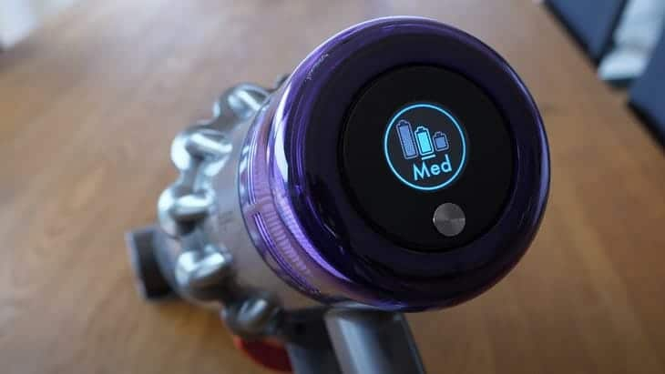 dyson v11 absolute extra pro display