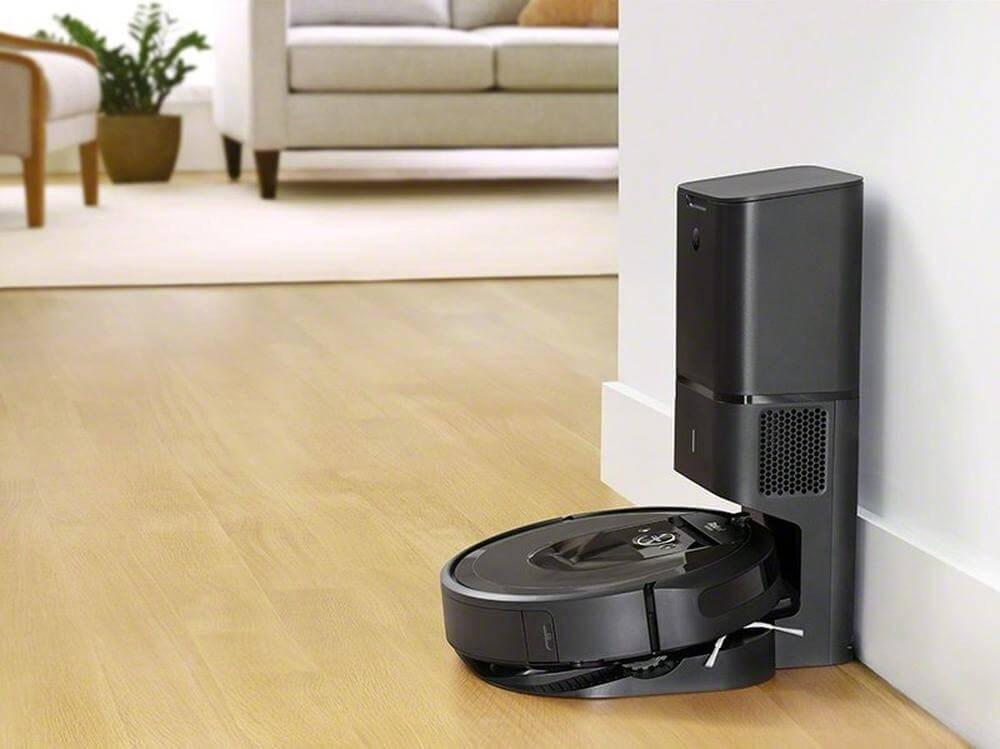 iRobot i7+ Lade- und Reinigungsstation
